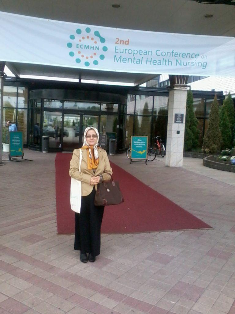 2nd European Conference on Mental Health Nursing 2013, Turku Finland